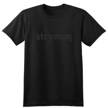 Shirt T Strymon Black on Black Medium