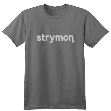 Shirt T Strymon Gray XL